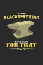 Blacksmithing for that: 6x9 Blacksmith - dotgrid - dot grid paper - notebook - notes