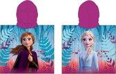 Frozen 2 Handdoek Poncho Elsa Anna