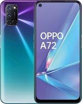 Postpaid OPPO A72 Dual-SIM Aurora