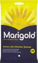Handschoen Huishoud Marigold Plus M Geel