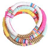 Sorprese - Boho - Dames Armband - 19 cm
