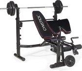 Gymstick Weight Bench 400 - Halterbank - Fitnessbank