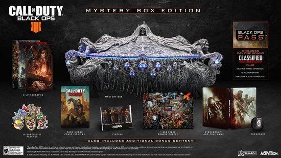COD BO4 Mystery Box PS4