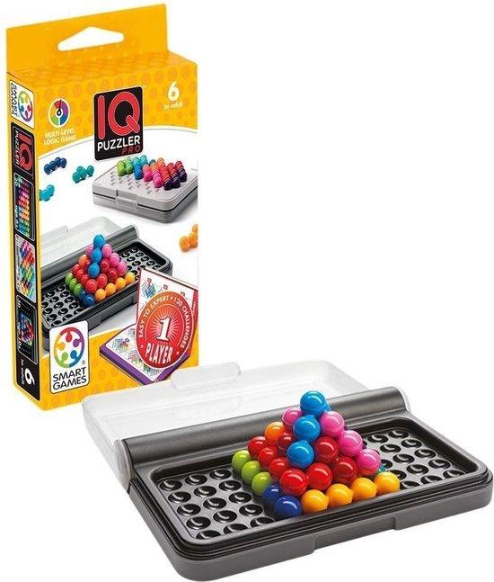 SmartGames IQ Puzzler Pro (120 opdrachten) - Denkspel