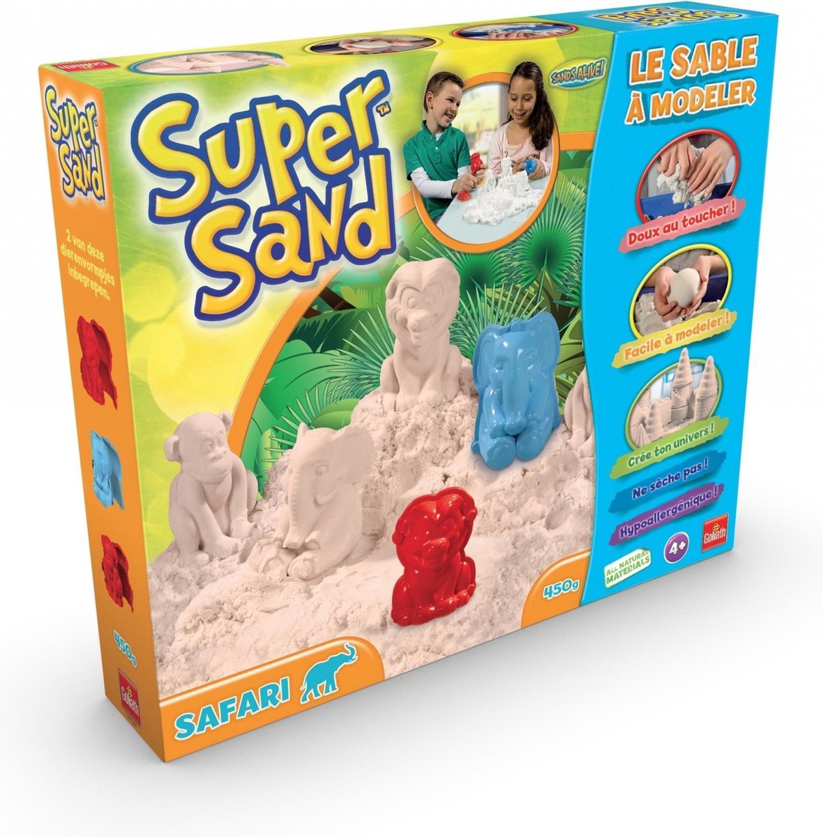 Super Sand Safari - Speelzand