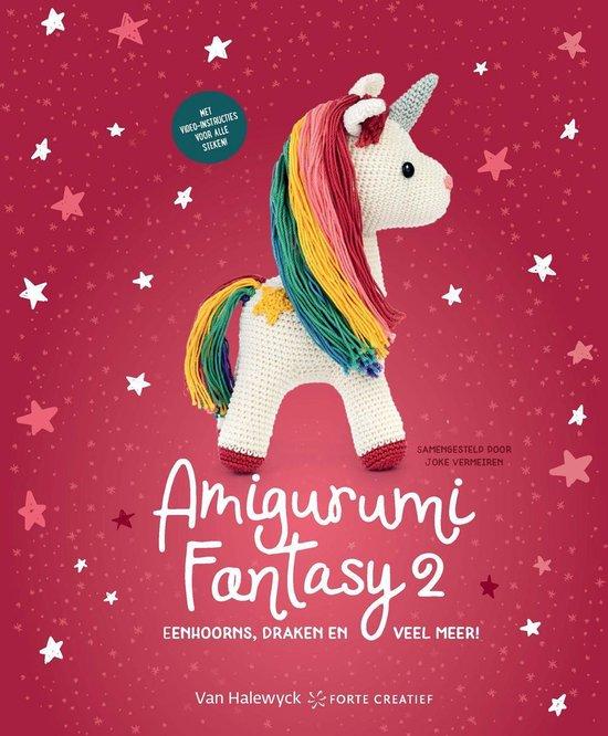 Forte Boek - Amigurumi fantasy 2 Joke Vermeiren