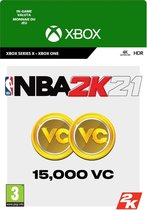 NBA 2K21: 15,000 - In-Game Valuta - Xbox Series X/S/Xbox One