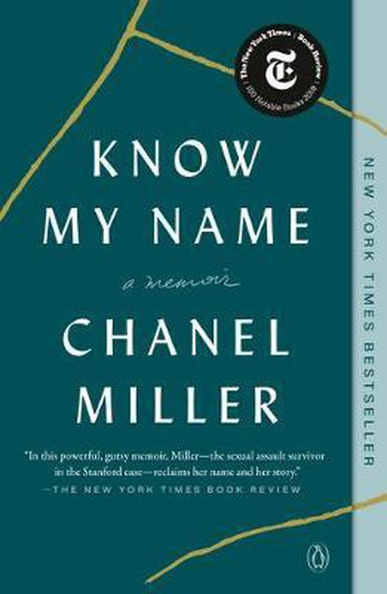 Boek cover Know My Name van Chanel Miller (Paperback)