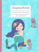 Boek cover Composition Notebook van Piccalilli Publications