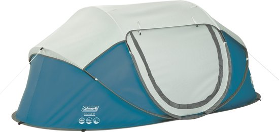 Coleman Galiano 2 Pop-up tent - 2-Persoons - Blauw/Wit