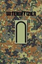 Unteroffizier: Vokalbelheft / Heft f�r Vokabeln - 15,24 x 22,86 cm (ca. DIN A5) - 120 Seiten