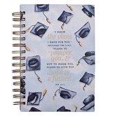 Journal Wirebound Graduation J