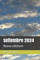 Settembre 2024: Nuova edizione