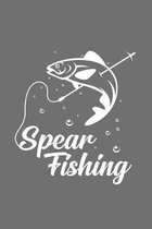 Spearfishing: 6x9 Spearfishing - grid - squared paper - notebook - notes