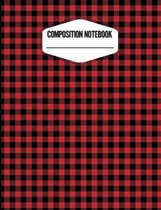 Composition Notebook: Graph Paper Notebook, Mathematics Notebook Graph Paper Notebook