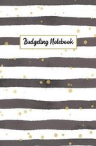 Budgeting Notebook: Organizer and Bill Tracker Book Undated