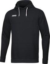 Jako - Hooded sweater Base - Zwart - Heren - maat  XXL
