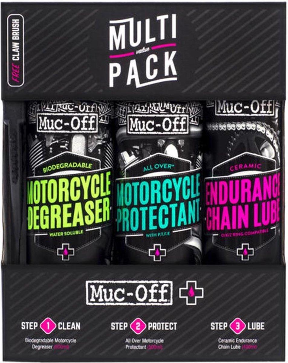 Muc-Off Multi Value Pack Motorfiets Onderhoudskit