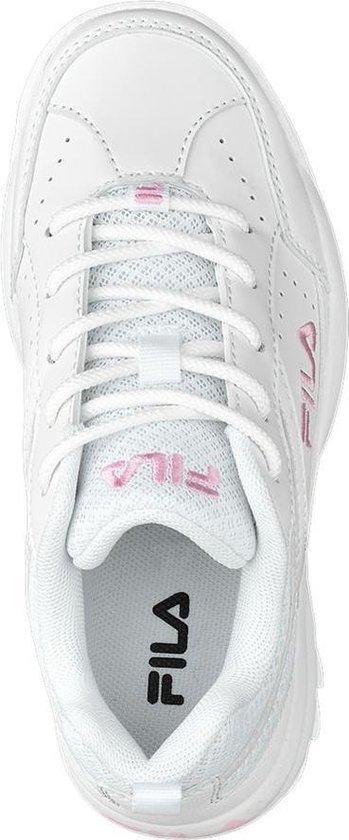 Fila Kinderen Witte Chunky Sneaker Maat 32