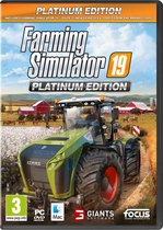 Farming Simulator 19: Platinum Edition - PC