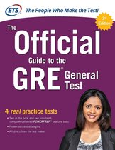 Boek cover The Official Guide to the GRE General Test, Third Edition van Educational Testing Service