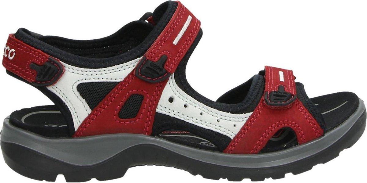ECCO Offroad dames sandaal Rood Maat 41