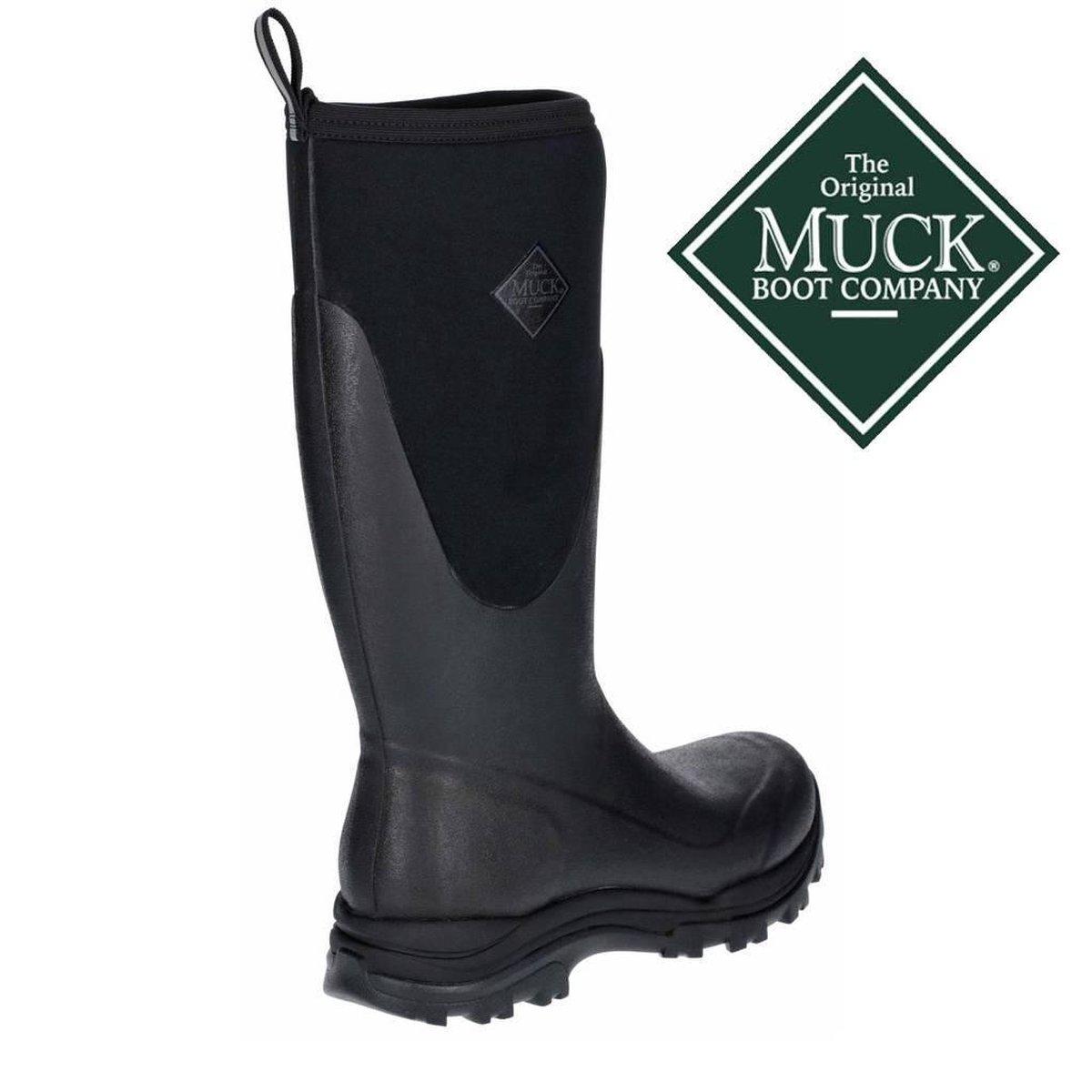 Muck Boot Arctic Outpost Tall Zwart Heren Maat 48