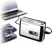 LogiLink Kassetten-Digitalisierer USB