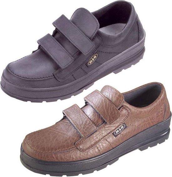 Comfortabele wandelschoenen met klittenband maat 42