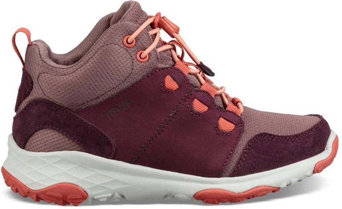 Teva K Arrowood Mid 2 WP rood wandelschoenen kids (1093994Y PLUM)