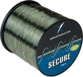 X2 Secure - Nylon Vislijn - 0.35mm - 1000m - Groen