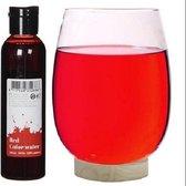 Water kleurstof Rood (1 st)