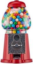 Balvi kauwgomballen automaat American Dream 23 cm rood metaal