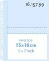 Henzo 16.157.99 10Fototassen 13x18 transp