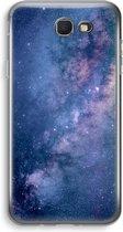 Samsung Galaxy J5 (2017) Prime Transparant Hoesje (Soft) - Nebula