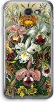 Samsung Galaxy J5 (2017) Prime Transparant Hoesje (Soft) - Haeckel Orchidae