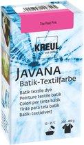 Javana Roze Batik Textile Dye - 70ml tie dye verf