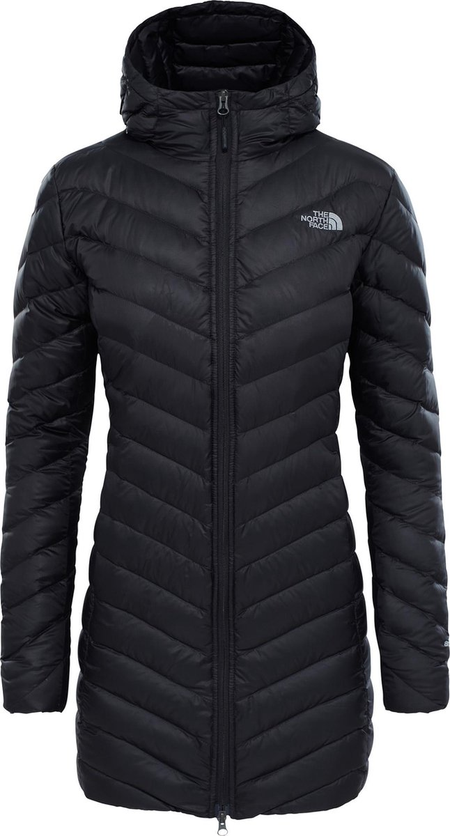 The North Face W Trevail Parka Dames Outdoorjas - Tnf Black - S - The North Face
