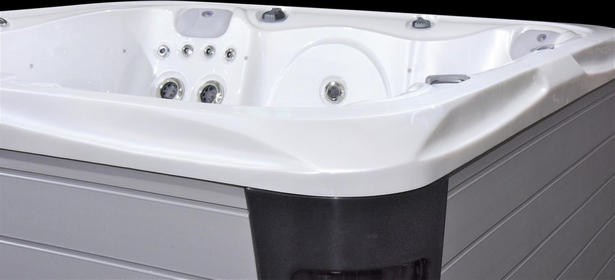 King Spa Deluxe 6823 5 pers. 68 jets 2200x2200