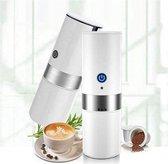 Portable Espresso Machine – Koffie en Thee Apparaat - Draagbare Waterkoker - Draagbare Koffiemaker - Portable Koffiemaker – Draagbare Koffiemachine – Draadloos Koffiezetapparaat – Koffiezetapparaat – Draagbare Koffiepot - Coffee – Espressomachine