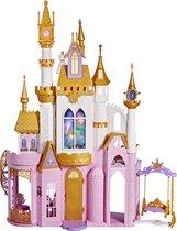 Disney Princess Ultiem Feestkasteel - Speelfigurenset - Multikleur