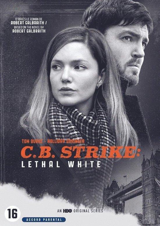 C.B. STRIKE: LETHAL WHITE (SDVD)