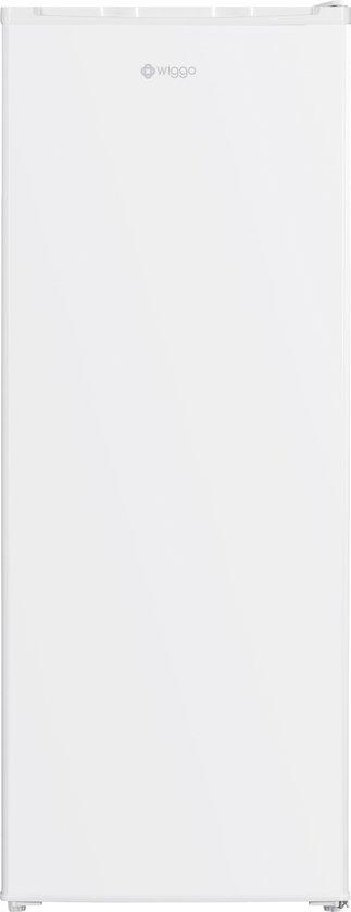 Kastmodel koelkast: Wiggo WL-UR14F(WW) Vrijstaande Koelkast Wit, van het merk Wiggo