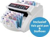 SCANNUM® Biljettelmachine - Stofhoes - 1000 Biljetten/minuut - 3-Voudig...