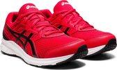Asics Jolt 3 Sportschoenen - Maat 42.5 - Mannen - Rood - Zwart - Wit