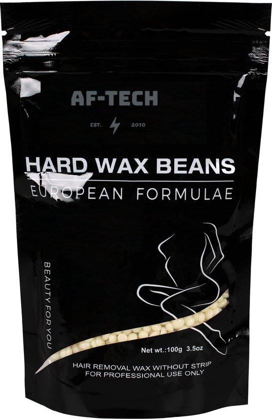 Wax beans - 100g beans - complete set geschikt voor dames en heren - Zwart