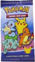 Pokémon McDonald's 25th Anniversary Promo pack - Pokemon Kaarten