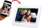Golden Note DPF-1014 - 10.1 inch 16GB Digitale Fotolijst met Frameo software Wit
