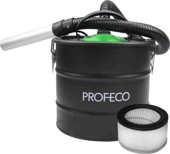 Profeco 2-in-1 aszuiger 1200W - 18 liter - asstofzuiger met blaasfunctie + HEPA-filter