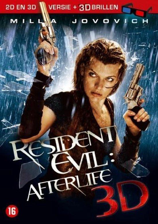 Cover van de film 'Resident Evil 4: After Life'